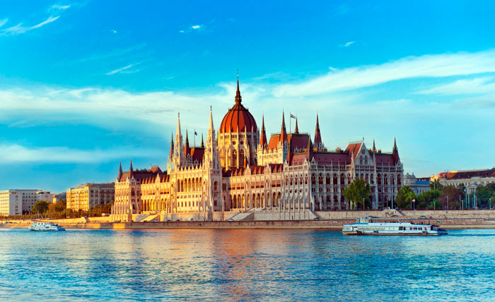 Пришла пора съездить в Будапешт
