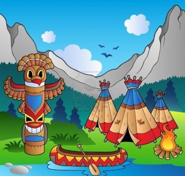 Экскурсия в индейскую деревню
