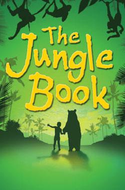 Спектакль на английском языке The Jungle Book.